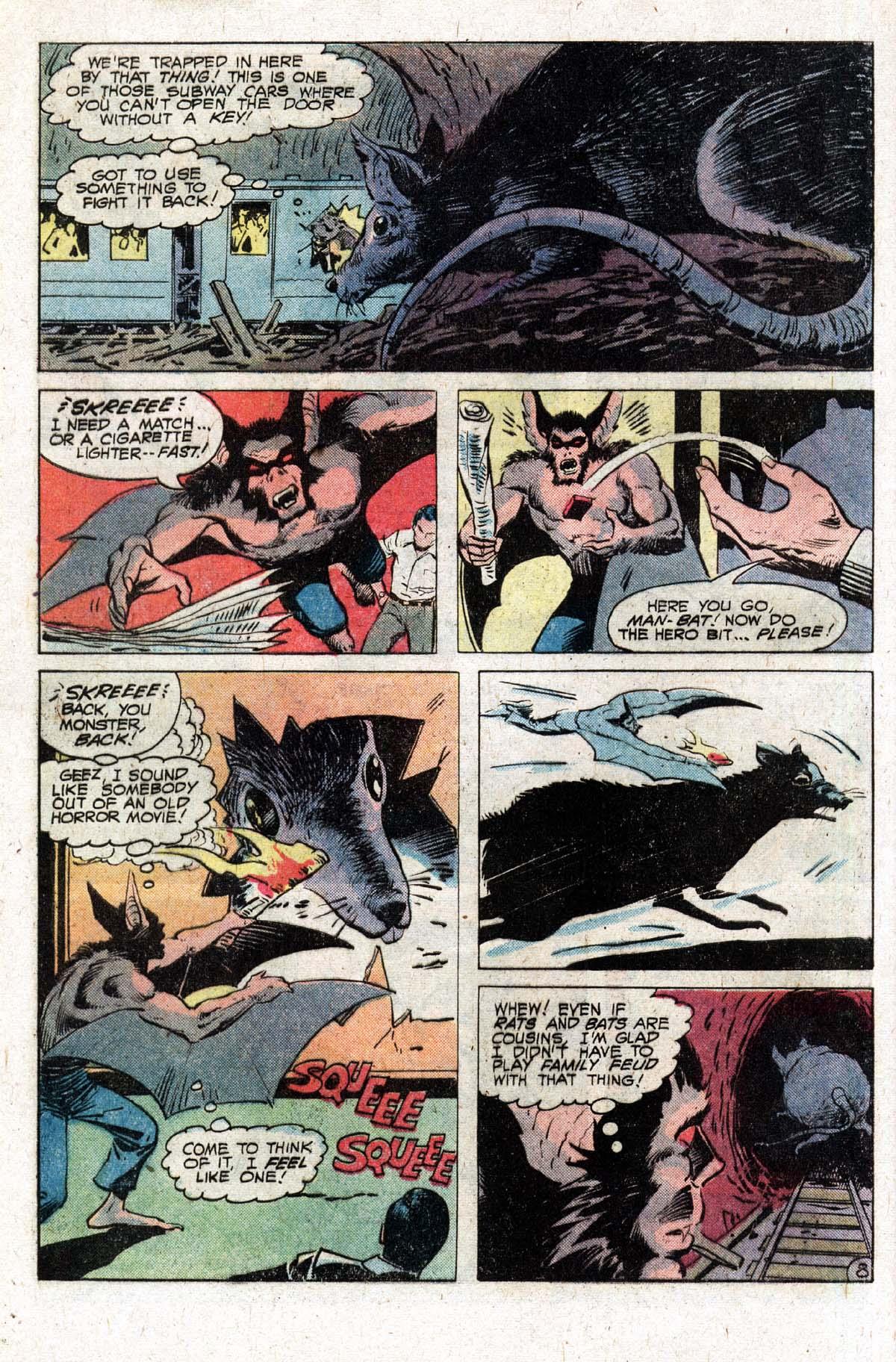 Detective Comics (1937) 492 Page 42