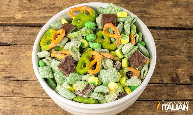 Leprechaun Munch Mix Snack
