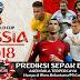PREDIKSI SEPAK BOLA 18 - 19 JUNI 2018