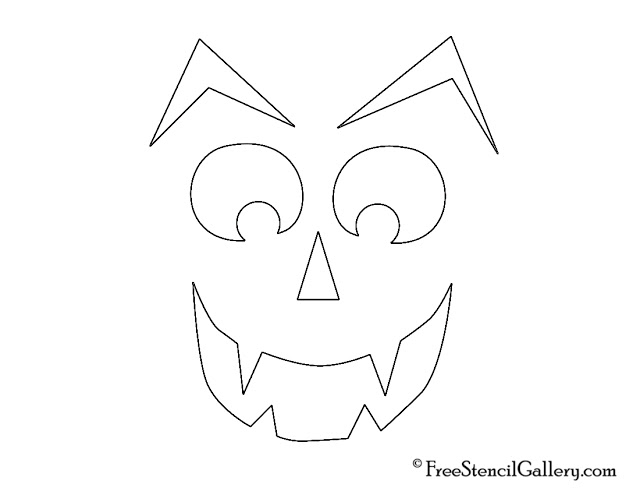 Free Printable Disney Jack O Lantern Pattern Stencils Coloring Pages Download