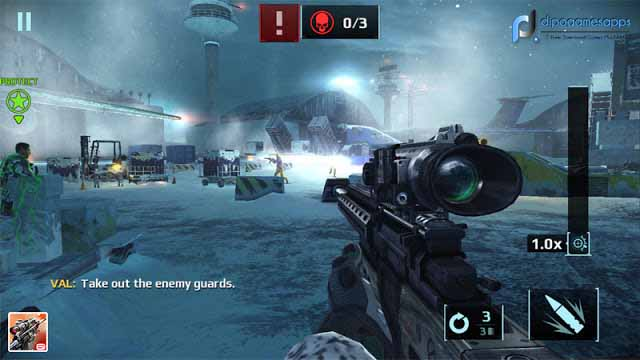 Sniper Fury APK (MOD, Unlimited Ammo) Latest Version