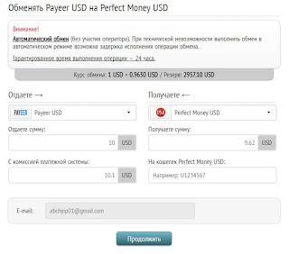 Как обменивать деньги в megaxchange.com