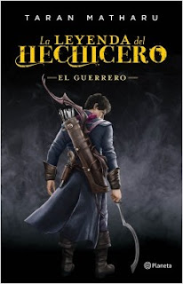 La leyenda del hechicero. El guerrero