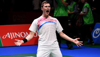 Spotlight : Axelsen wins first Japan Open title