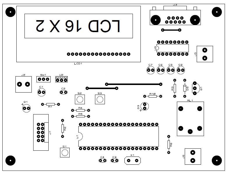 distribution board controller via gsm  db