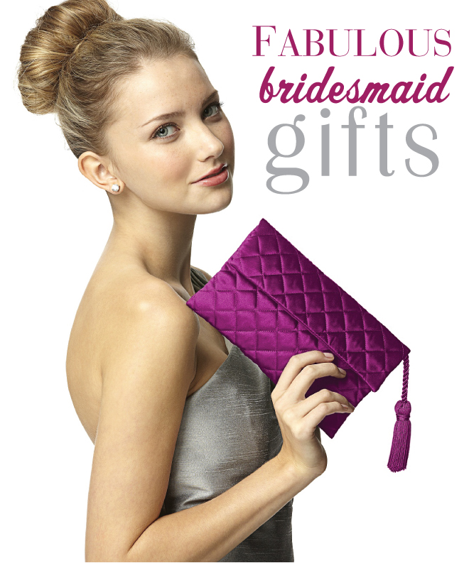 1b7ddcae0bf Fabulous Bridesmaid Gift Ideas - Part 2 - Belle The Magazine