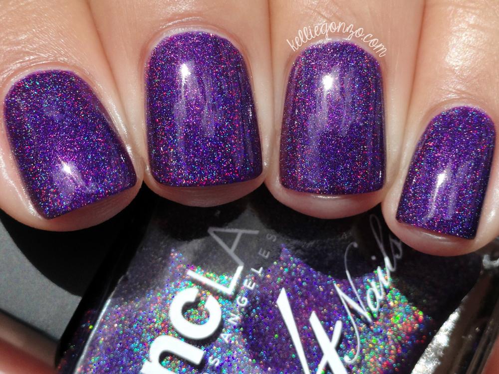 NCLA x Color4Nails Lolanthe // @kelliegonzoblog