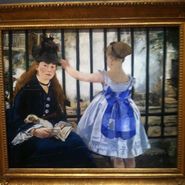 Roamings Of Leo Manet Paintings Norton Simon