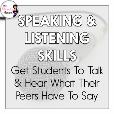 Do just a few students dominate all of your classroom discussions or do you struggle to get anyone to participate? In this #2ndaryELA Twitter chat, middle and high school English Language Arts discussed ways to incorporate speaking & listening skills, effective discussion strategies, popular date topics, assessing speaking, and encouraging reluctant speakers. Read through the chat for ideas to implement in your own classroom.