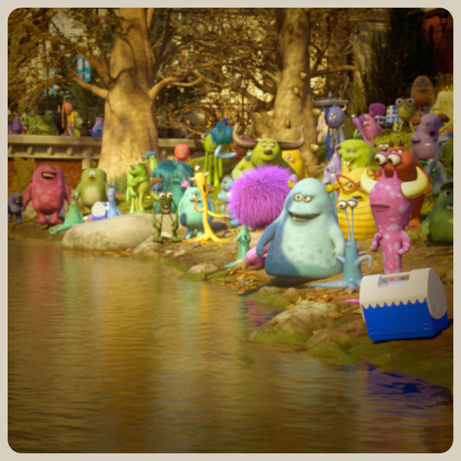 Monsters University March Madness Video and Student Tumbler Site ...