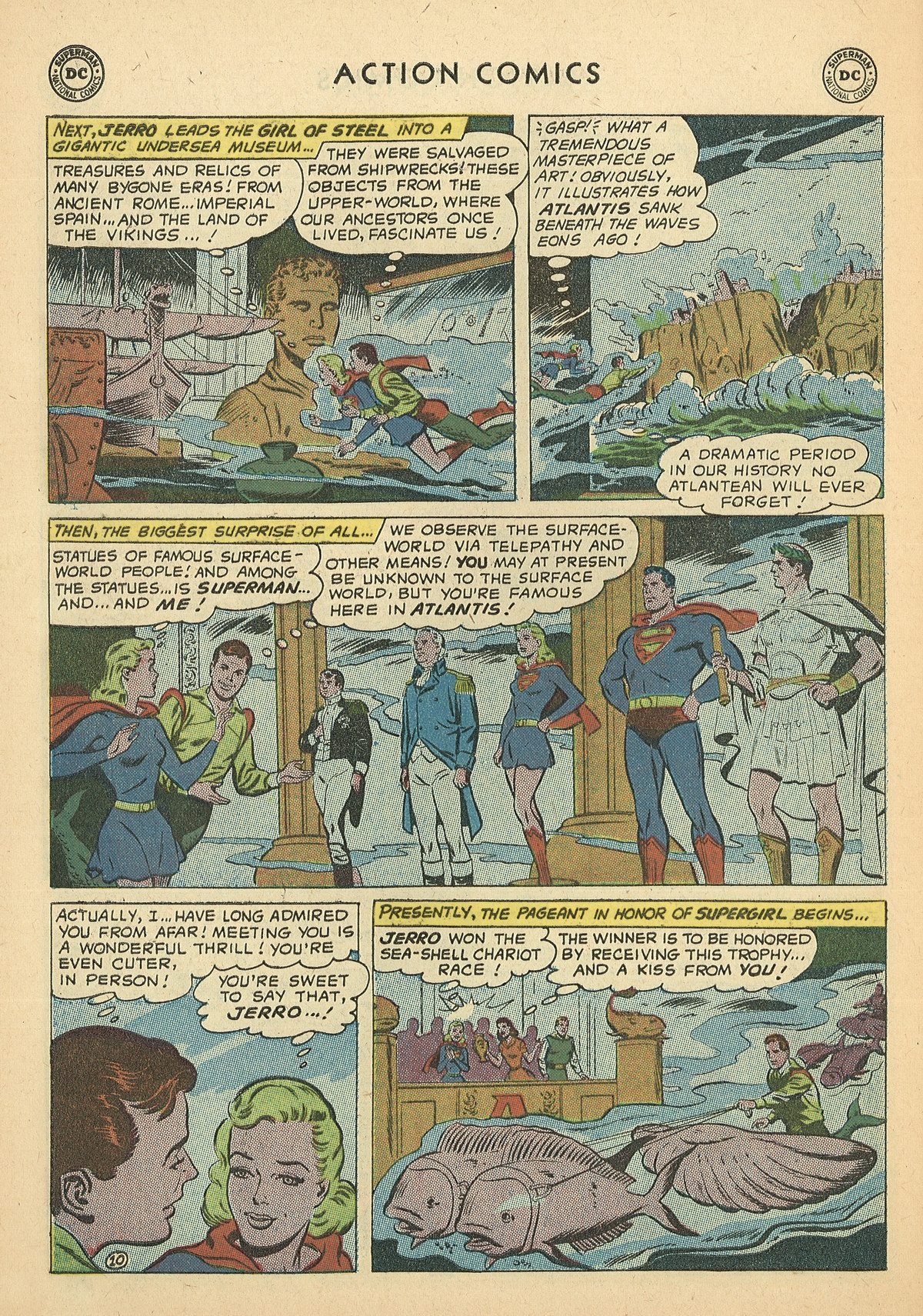 Read online Action Comics (1938) comic -  Issue #269 - 30