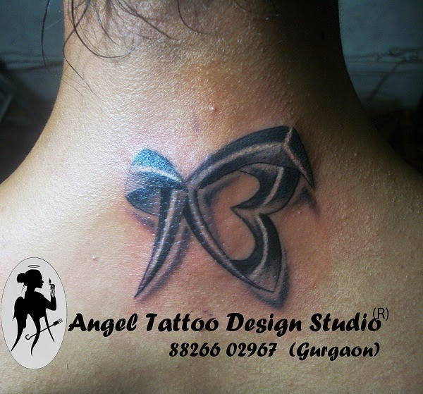angel tattoo design studio ek omkar onkar tattoo designs and meaning. Black Bedroom Furniture Sets. Home Design Ideas