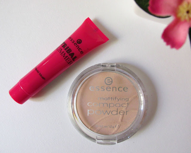 Essence cosmetics haul, makeup review, essence liquid blush, essence powder
