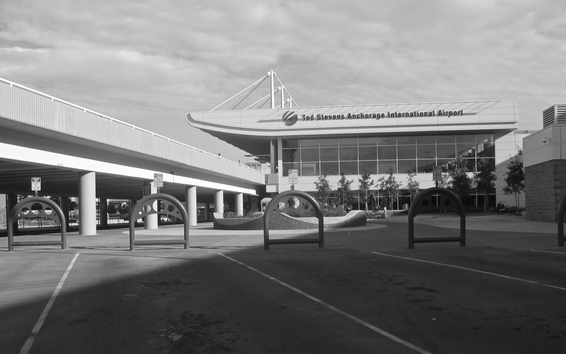 Mod Architecture Airport Modern