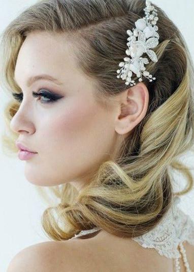 Descubre los mejores peinados de novia recogidos 2018 ¡ficha el tuyo! - Imagenes De Peinados Para Novias 2017
