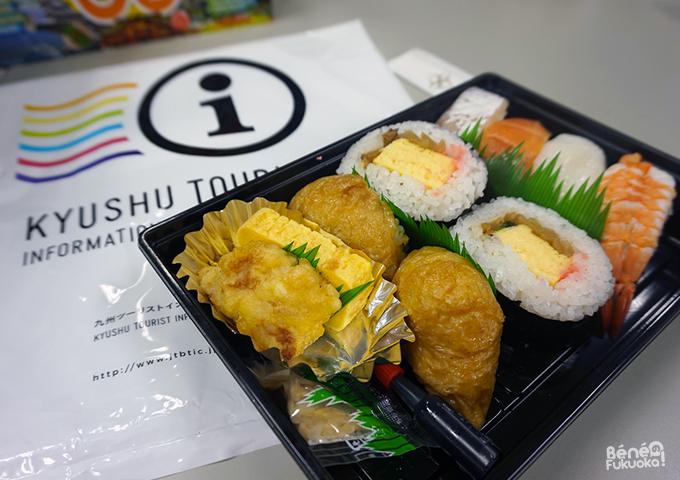 Bentô sushi