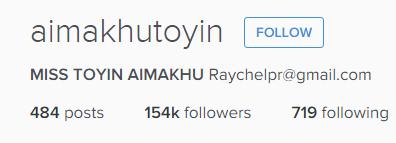 toyin aimakhu instagram