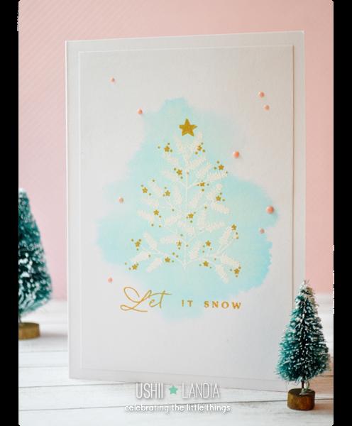 ushiilandia_christmas card 2016 no.01_kartka swiąteczna 2016_01