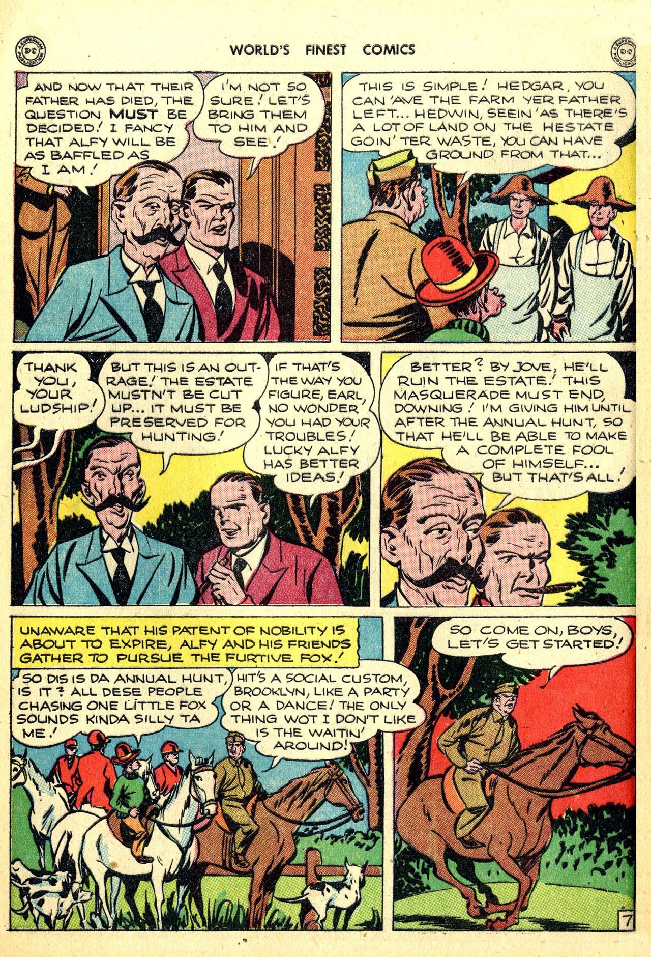 Read online World's Finest Comics comic -  Issue #18 - 42