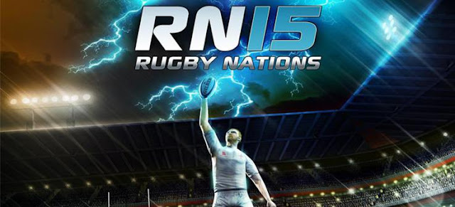 Download Rugby Nations 15 Apk + Data