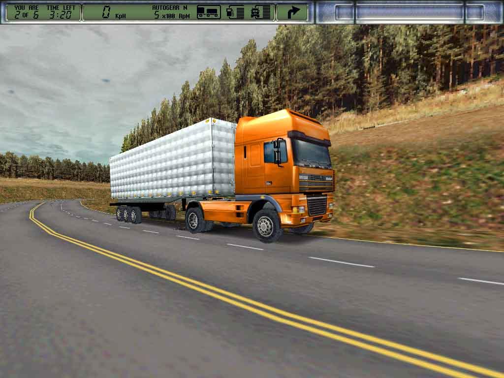 Hard truck 18 wheels of steel free download utorrent.