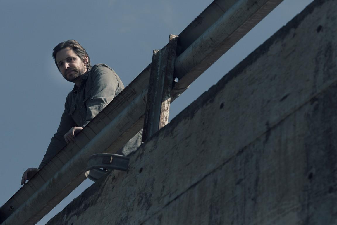 Fear the Walking Dead- Season 4 Episode 11: The Code