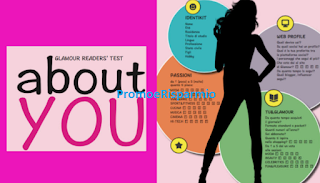 Logo Con Glamour About You vinci Ticket Compliments fino a 1.000 euro