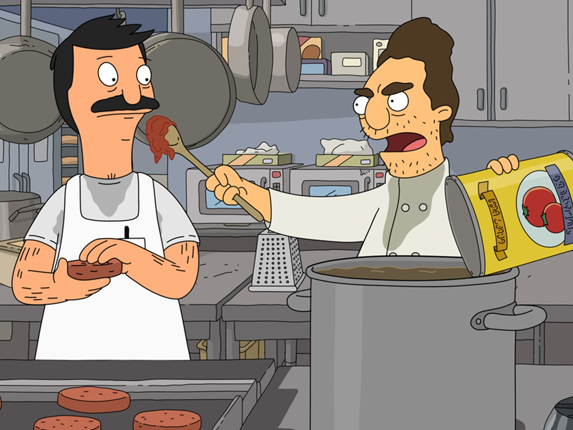 Bob's Burgers - Season 3 Episode 04: Mutiny on the Windbreaker
