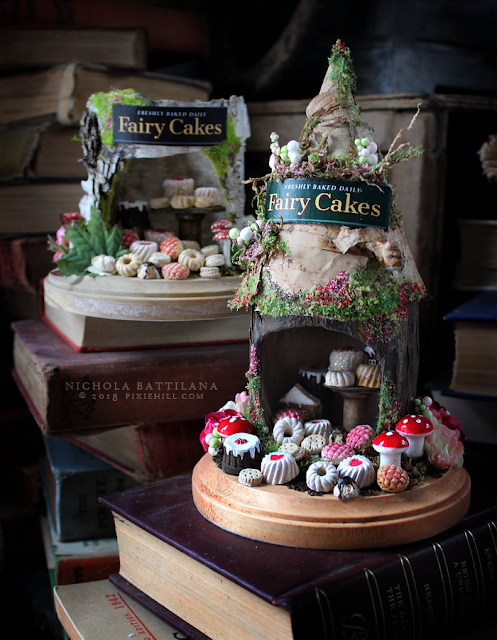Fairy Cake Cottage - Nichola Battilana
