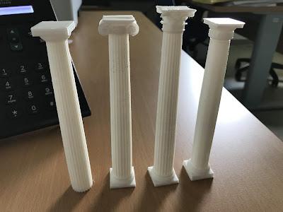 Columnas clásicas