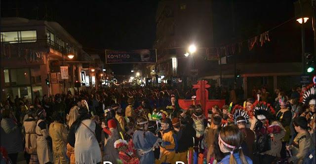 Πρέβεζα: Καρναβαλικό Κομιτάτο Πρέβεζας-Καρναβάλι 2018