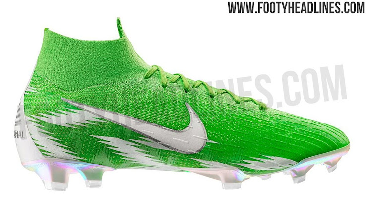 detailing adabb 7ed7c Two Stunning Nike Mercurial Superfly 6 Nigeria Boots ...