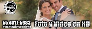 foto y video para boda