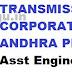 APTRANSCO Asst Engineer Posts 2017-Apply