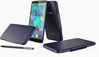 Steal Deal: Alcatel Hero 8020D with Capacitive Stylus Pen, LED Magic Flip Cover worth Rs.33500 for Rs.18500 Only @ Flipkart