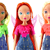 ¡Nuevas muñecas Winx Club Denim! - New Winx Club Denim dolls!