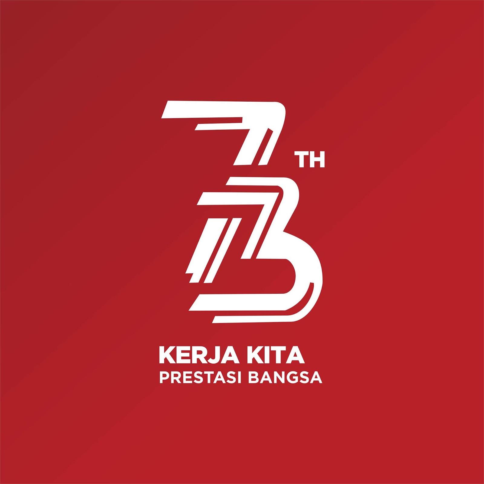 Download Logo 17 Agustus 2020 HUT RI ke 73th Resmi