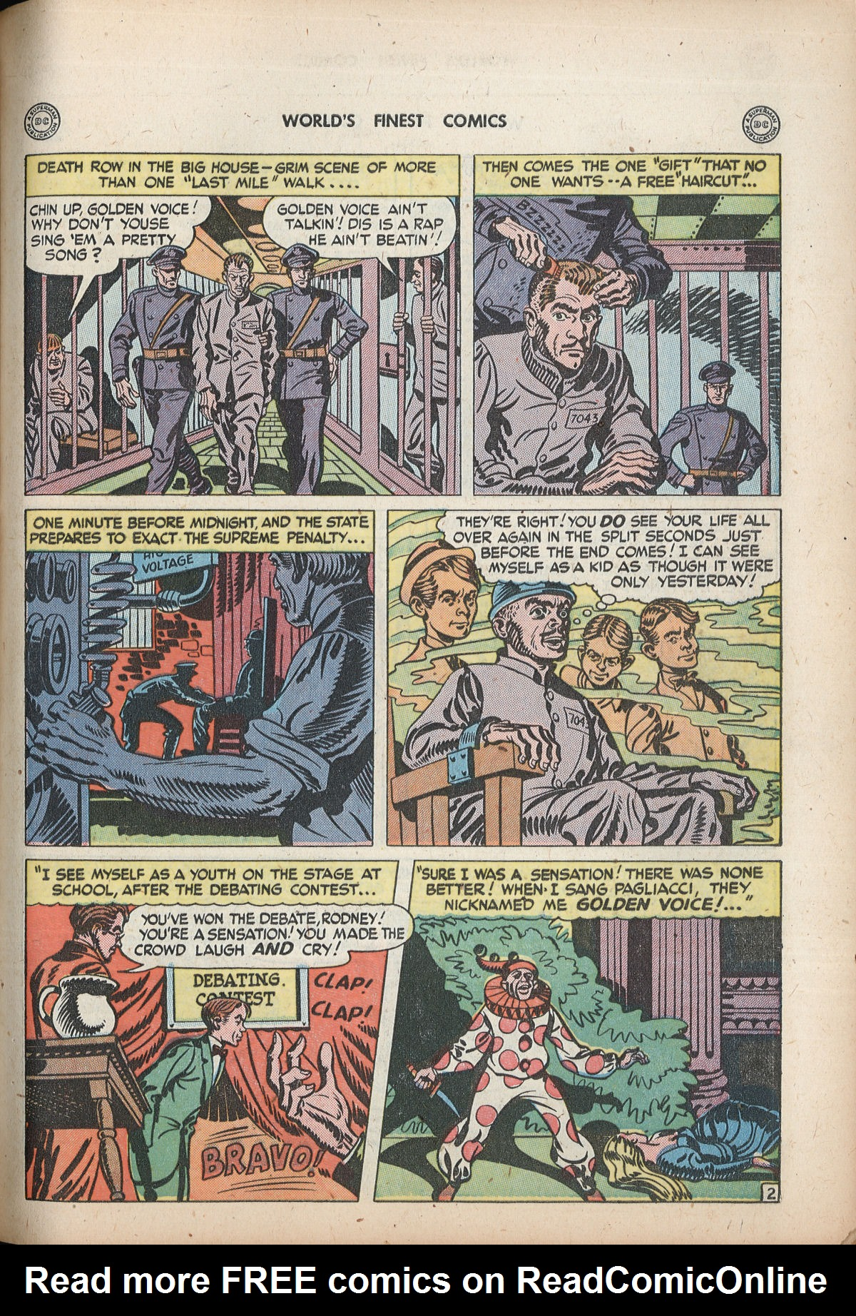 Read online World's Finest Comics comic -  Issue #32 - 39