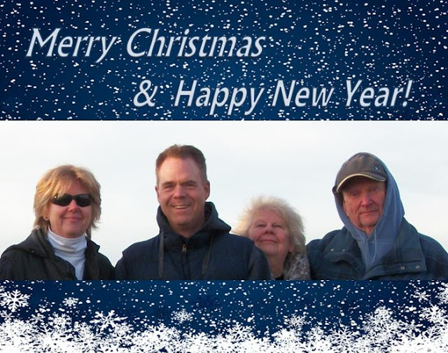 Merry Christmas and Happy New Year from NorthPoint Paddles