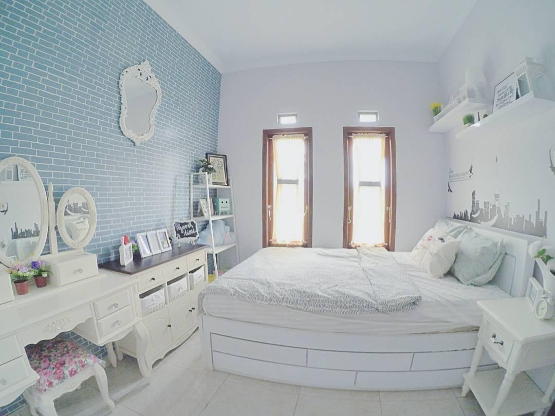 20 ide desain kamar tidur anak perempuan minimalis sederhana cantik