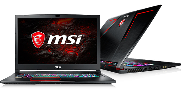 Laptop Gaming MSI Terfavorit Tahun 2019