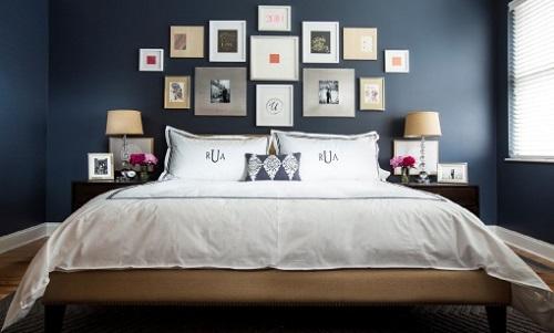 Kamar tidur merupakan ruang eksklusif dimana kita tidur di malam hari Hiasan Kamar Tidur Sederhana Unik