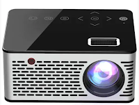 Projector T200 LCD Home Theater Height Quality