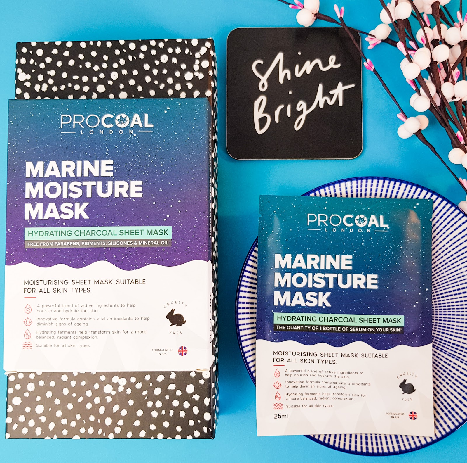 Procoal Marine Moisture Sheet Mask