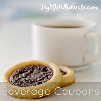 Beverage Coupons: Starbucks, Minute Maid, Vitafruit and More