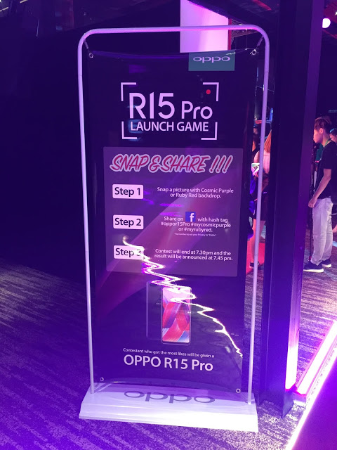 OPPO Lancar R15 Pro Dengan Dwi-Camera Belakang Dilengkapi Sistem AI