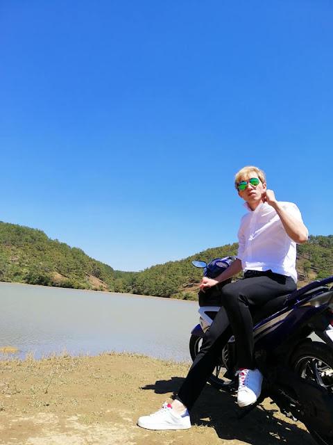 Hình ảnh chụp cảnh sông núi Đà Lạt