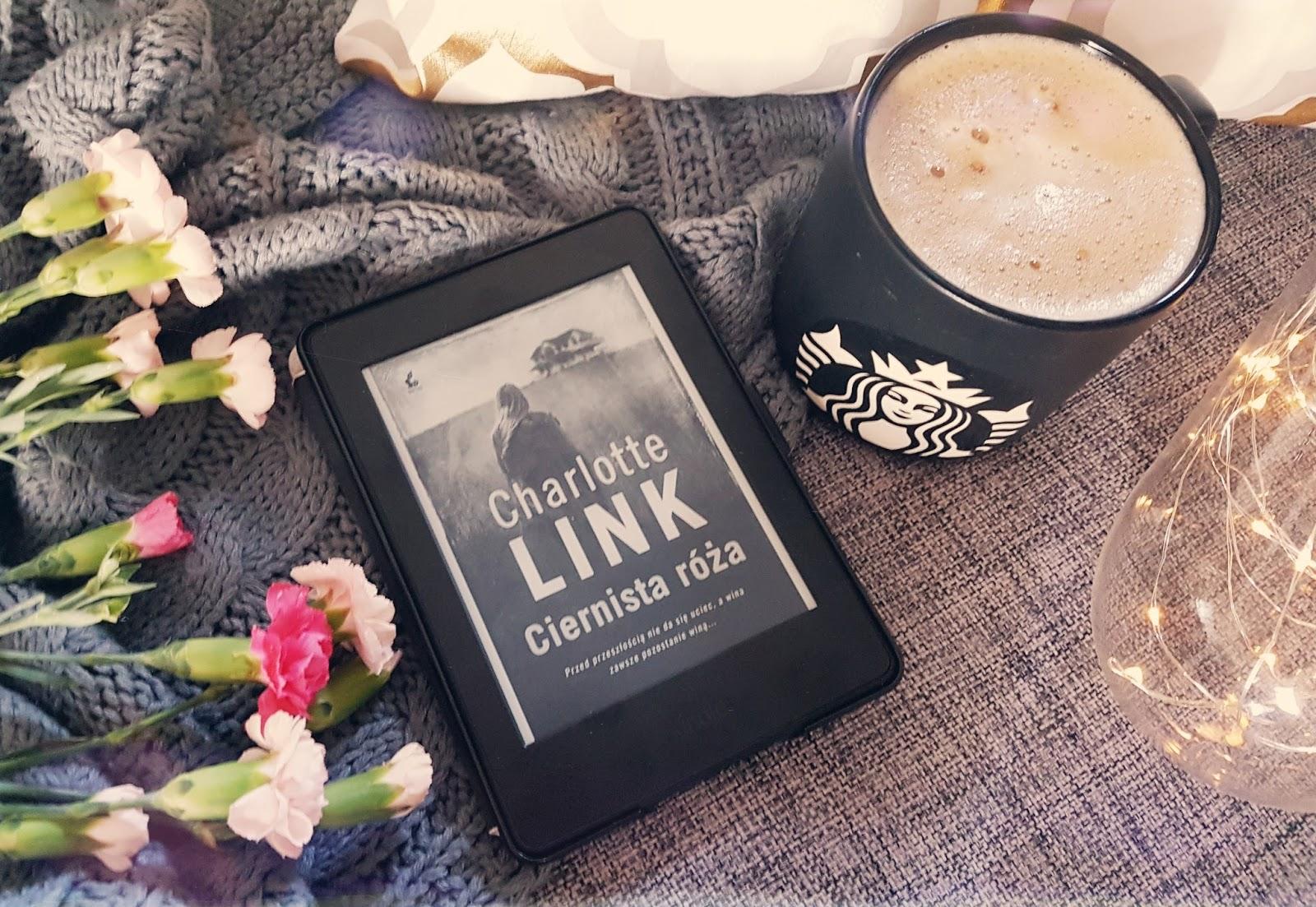 Ciernista róża – Charlotte Link, kryminał dla początkujących