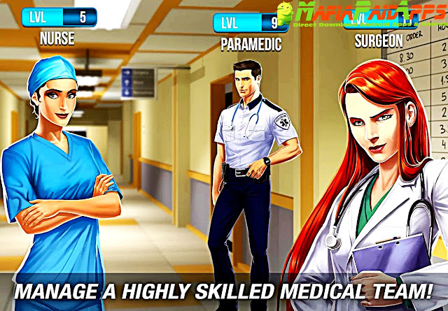 Operate Now: Hospital Apk MafiaPaidApps