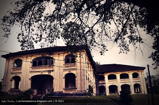 Misteri Istana Bunian Di Johor  V12gether